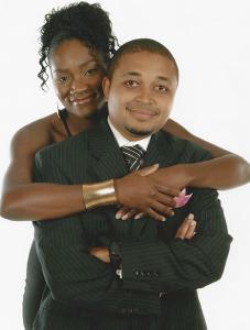 Pastor Eric & 1st Lady Nicole
