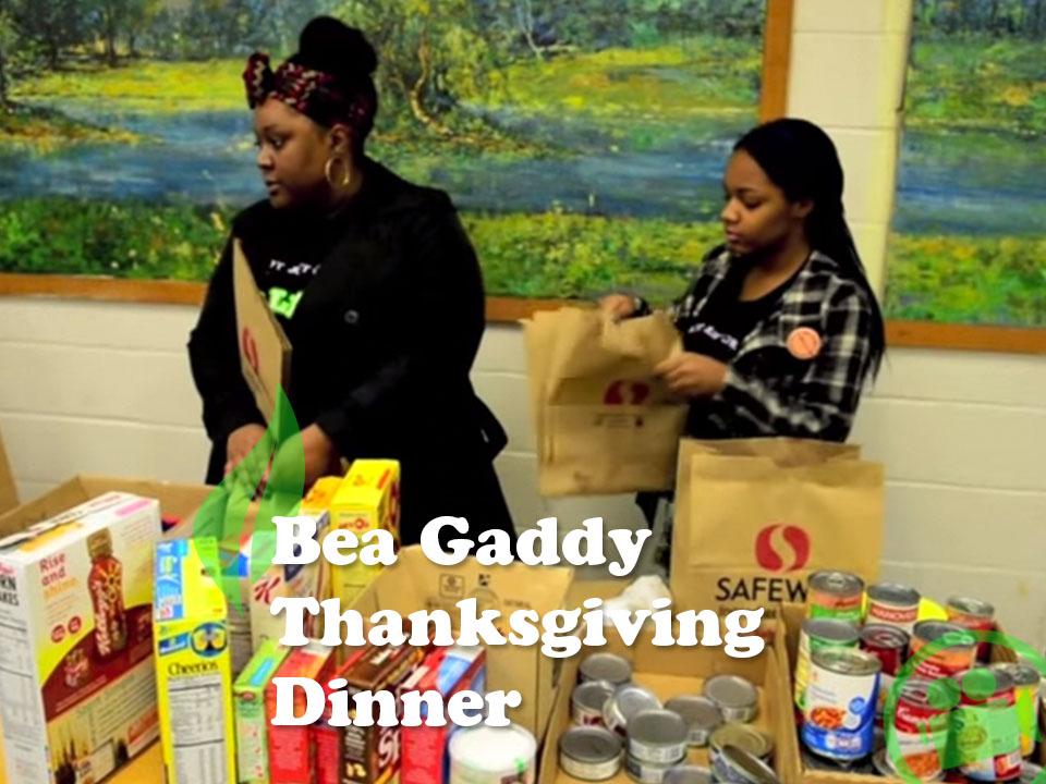 Be Gaddy Volunteers