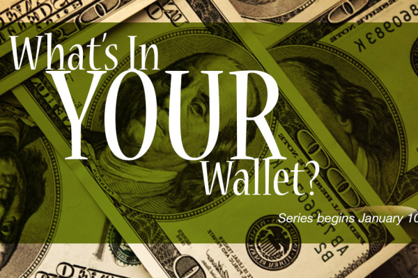 What's In Your Wallet Series