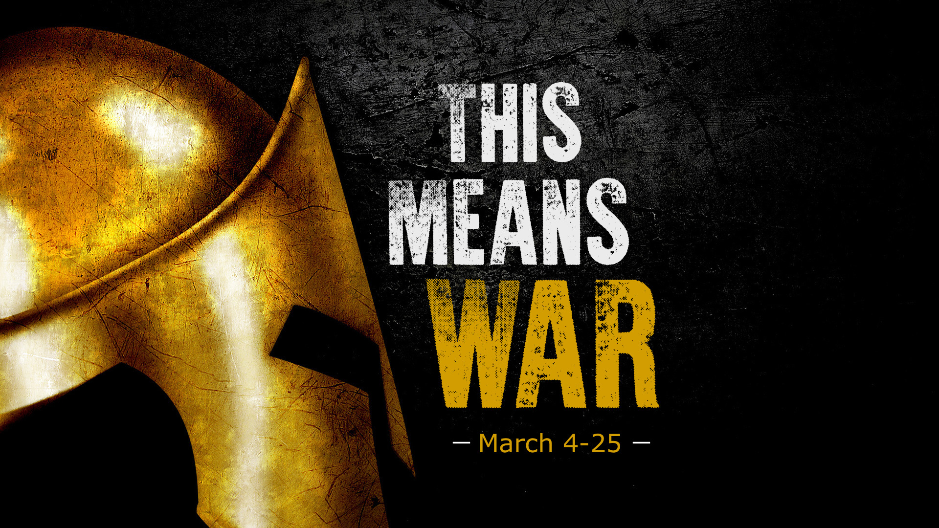 this means war bible study the life church