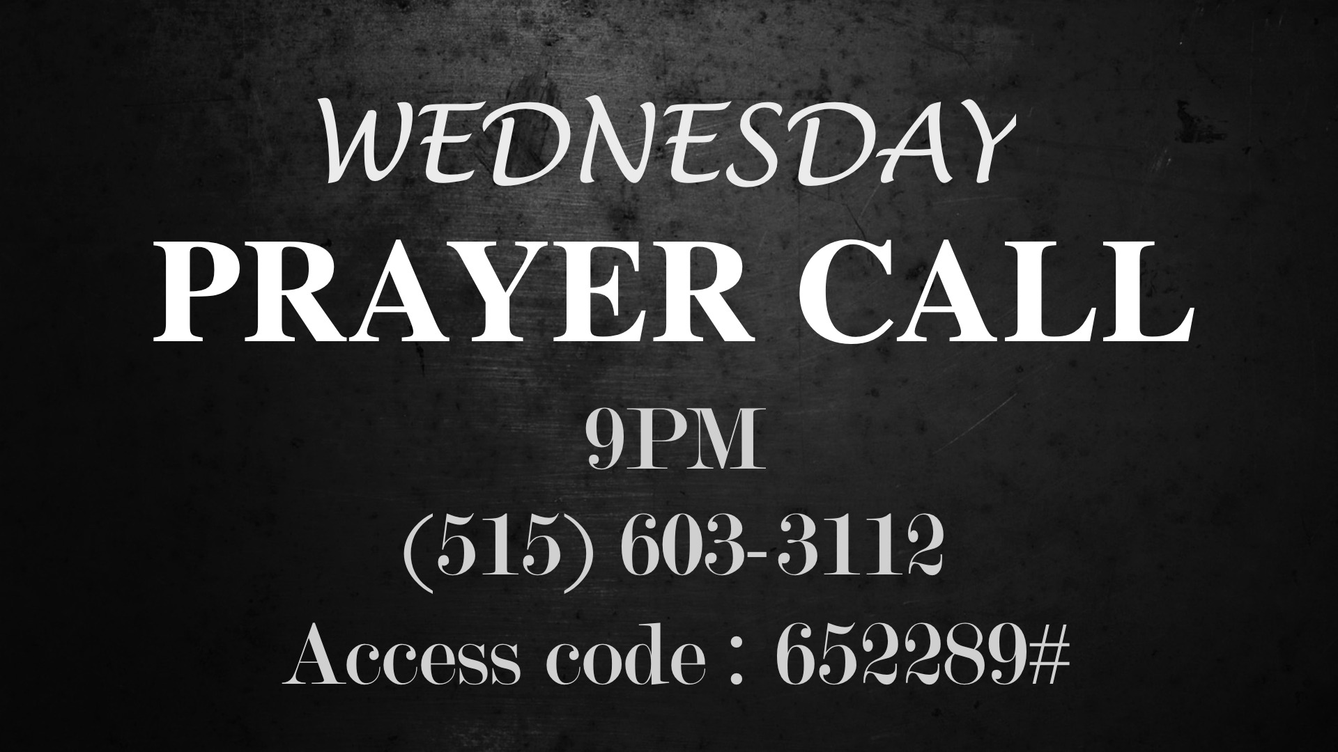 wednesday_prayer