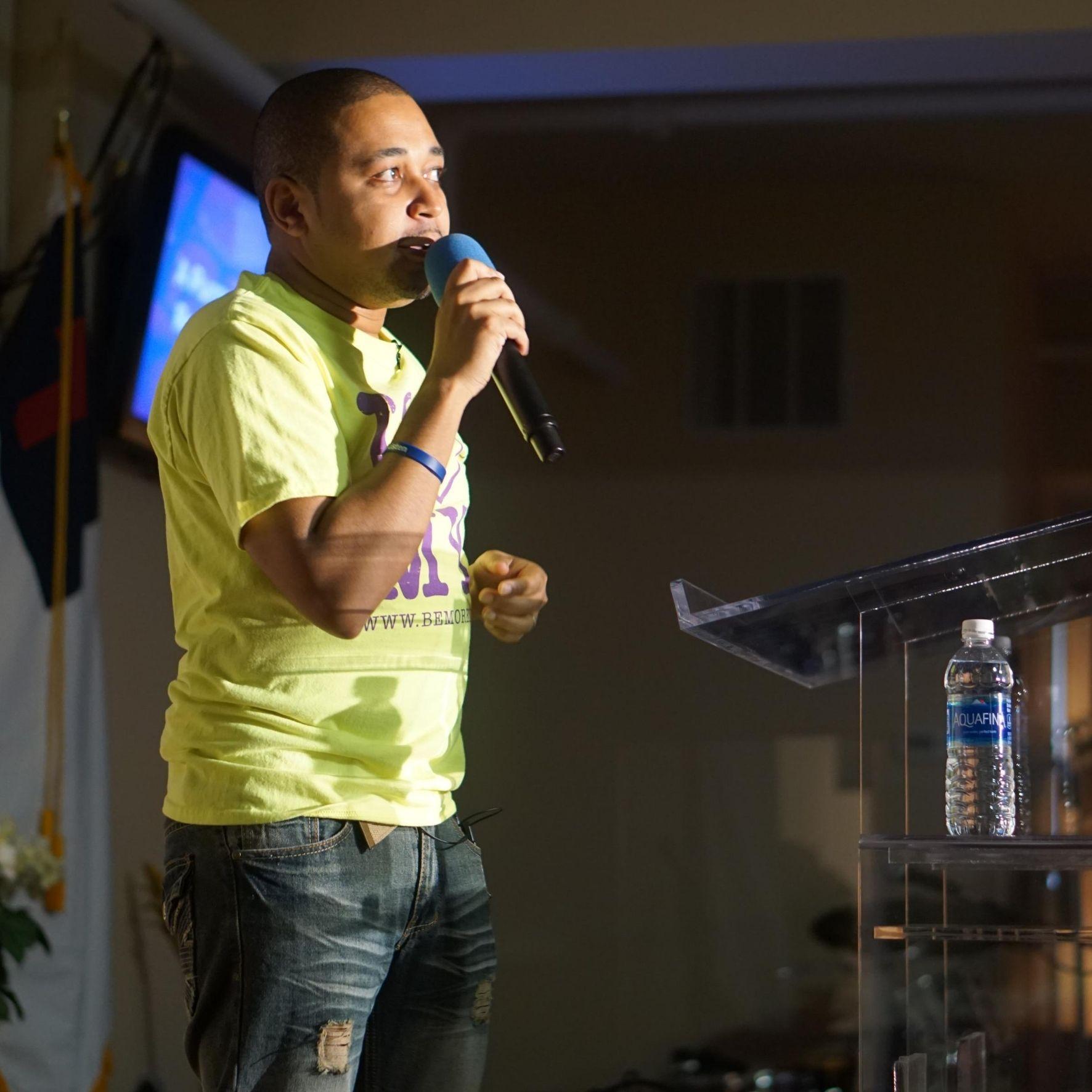 Pastor Eric Hatcher