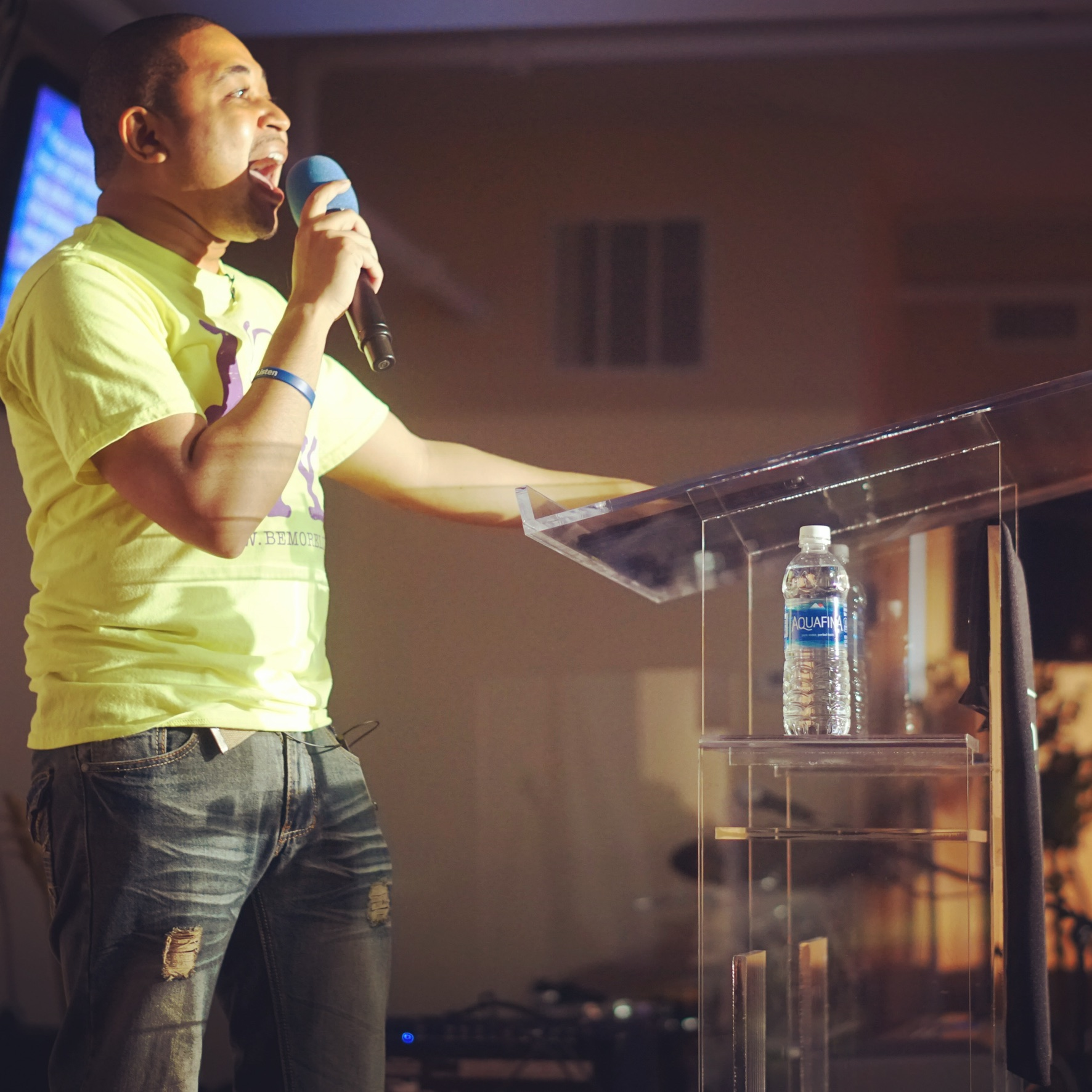 Our Pastor: Eric Hatcher